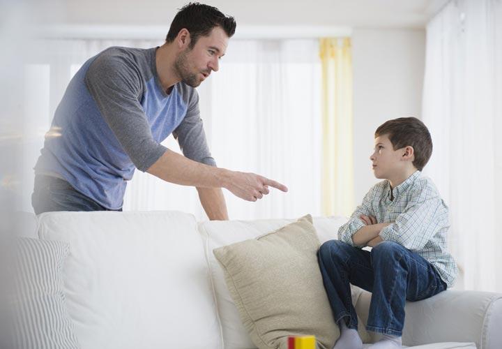 یادگیری از طریق تنبیه - روانشناسی رفتاری