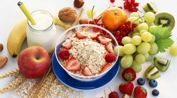 تغذیهی سالم برای بهتر درس خواندن