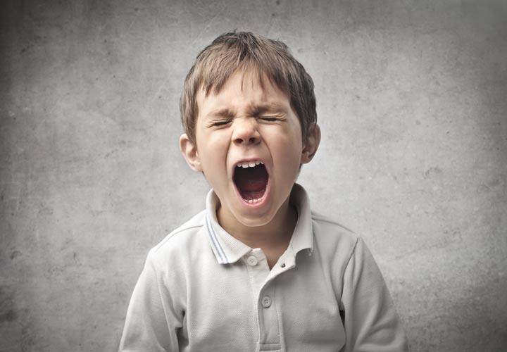 پرخاشگری در کودکان - نگذارید کودک به حد انفجار برسد