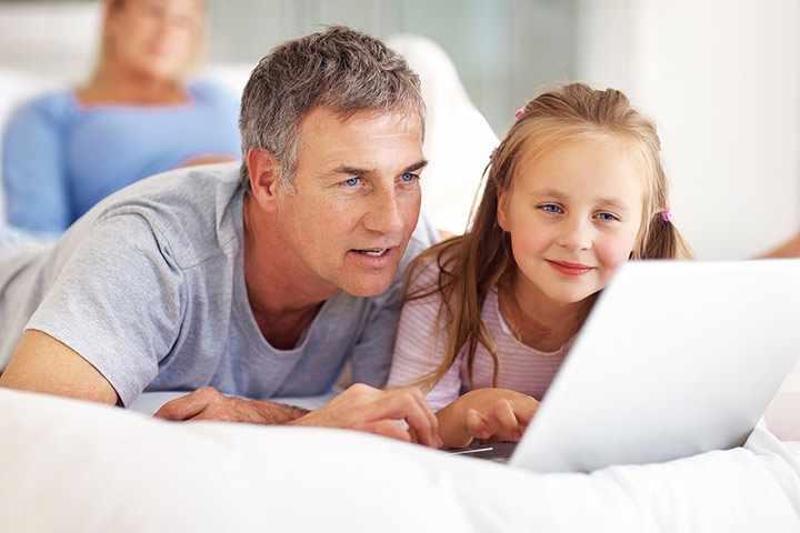 تاثیر والدین بر هوش کودکان
