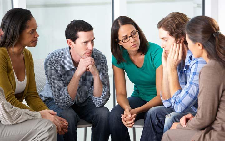 گروه های خودیار مخصوص بیماران اسکیزوفرنی