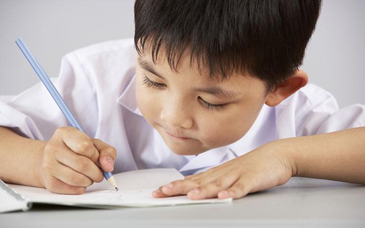 اختلال یادگیری در نوشتن