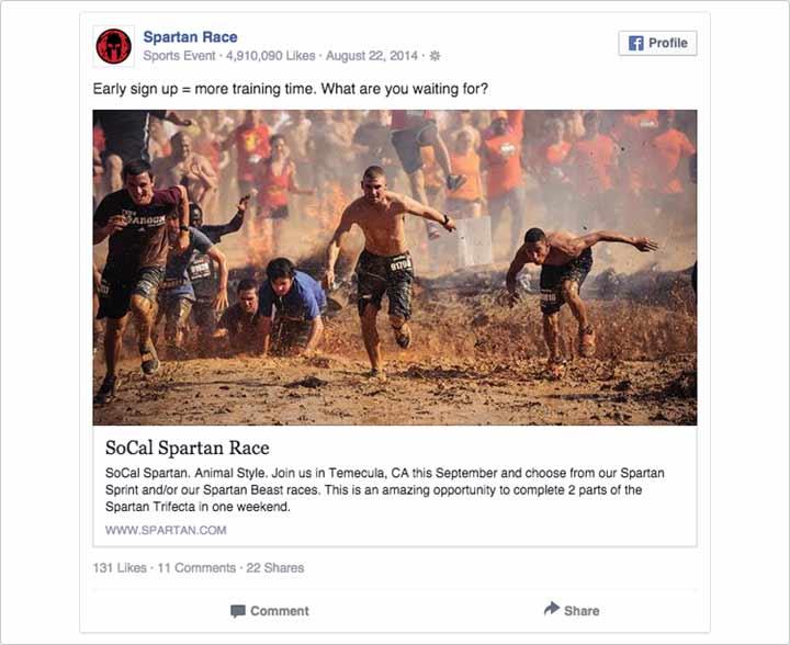 صفحه فیسبوک-روانشناسی تبلیغات