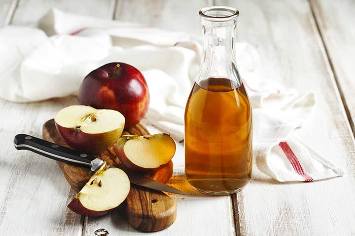 خواص سرکهی سیب