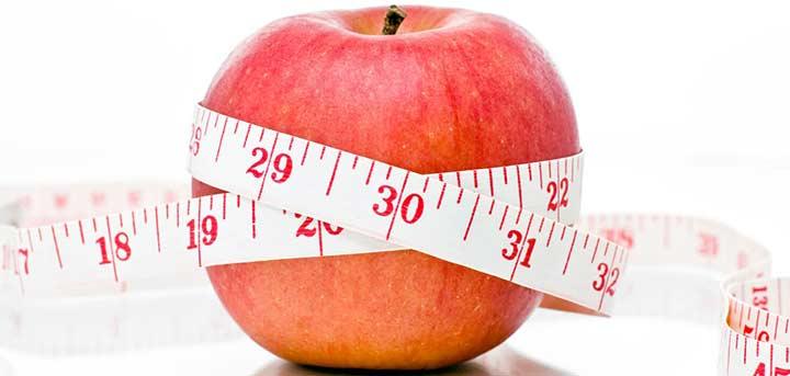 کاهش وزن با سرکهی سیب
