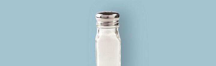 آبنمک- بهترین درمان سرفه