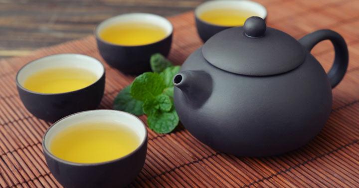 در رژیم خود چای سبز را فراموش نکنید