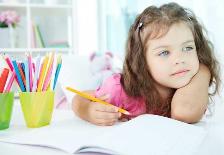 خلاقیت کودکان در نقاشی