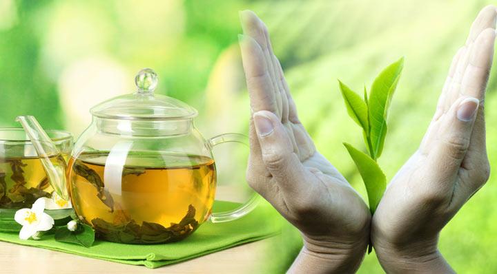 کاهش فشار خون-خواص چای سبز