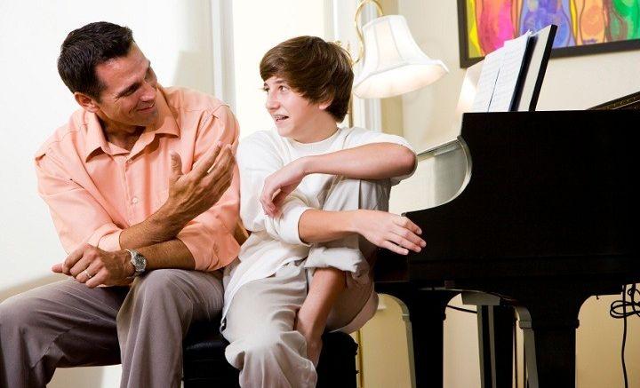 پرورش استعدادهای کودکان باعث افزایش اعتماد به نفس در کودکان میشود.