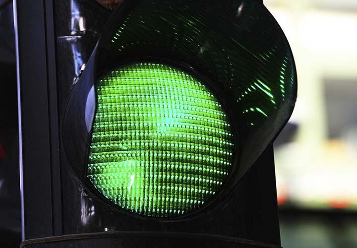 چراغ سبز