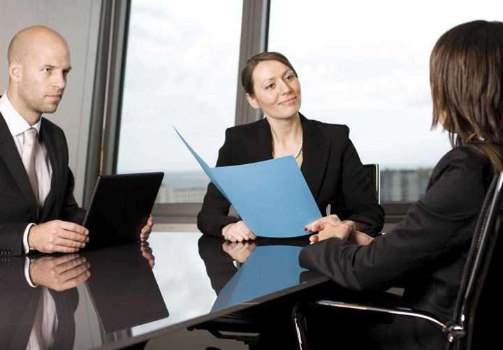 مدیریت استراتژیک منابع انسانی - مصاحبه و انتخاب پرسنل مناسب