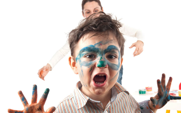 کنترل افکار - دردسرساز میتواند منجر به رفتارهای ناشی از خشم و ناامیدی بشود. کنترل افکار شما را چه کسی در دست گرفته است کنترل افکار شما را چه کسی در دست گرفته است kidscrazy