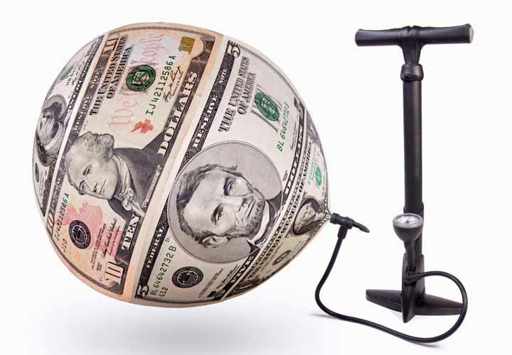 تورم و کاهش ارزش پول