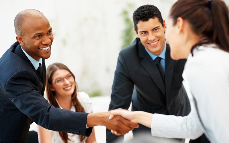 فروش شبکه ای - مشتری با واسطه