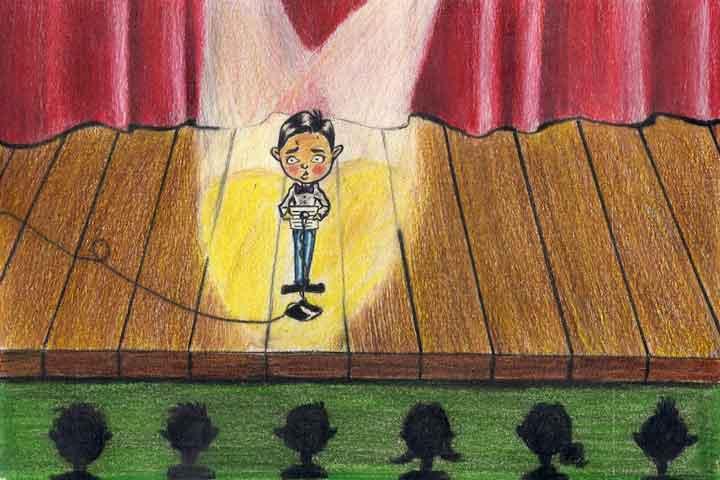 غلبه بر استرس هنگام سخنرانی - اضطراب عملکردی