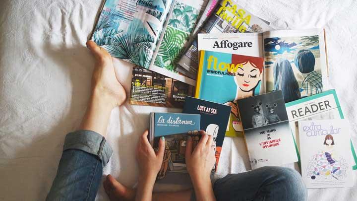 مطالعه میتواند یک سرگرمی باشد-چگونه هنگام مطالعه تمرکز کنیم