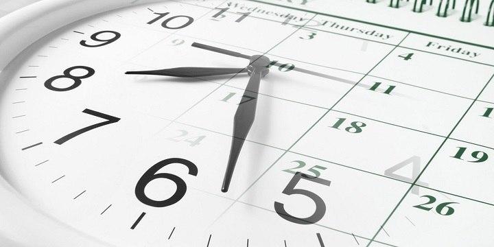 بهترین زمان بازدهی خود را در برنامه ریزی روزانه تان علامت بزنید.