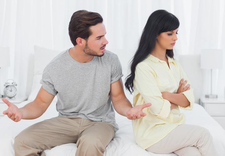 مشاجره کردن هم آدابی دارد که برای بهترین همسر دنیا بودن باید یاد گرفت