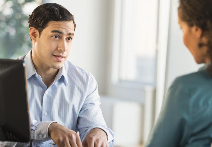 سوالات مصاحبه استخدامی - جلسهی مصاحبه