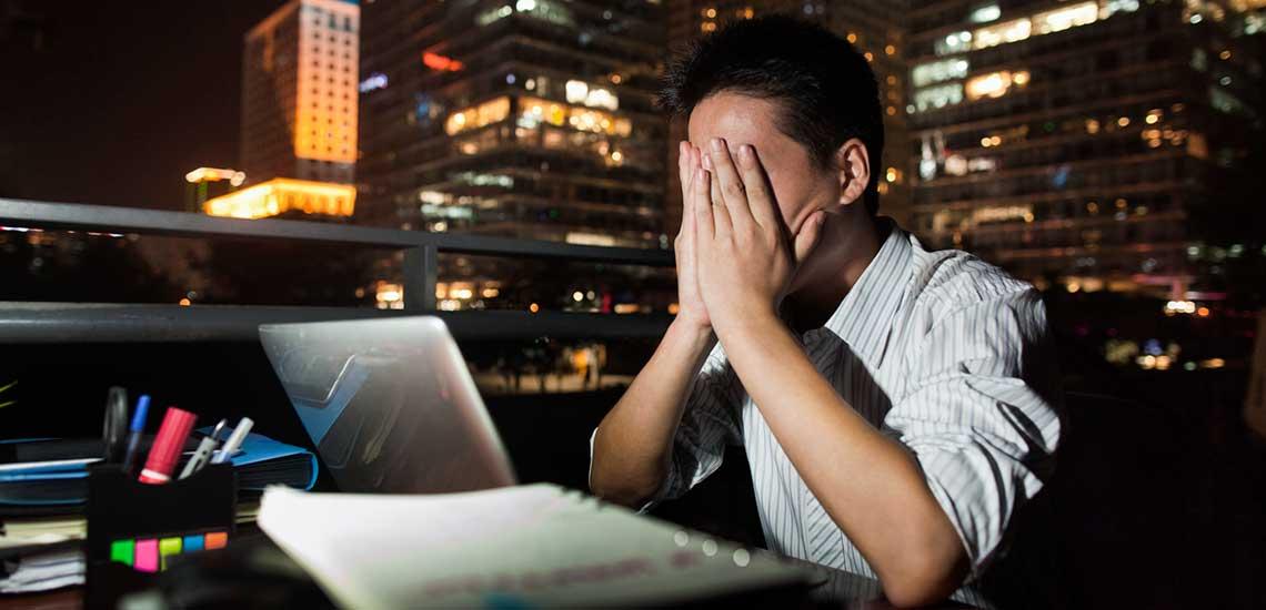 چطور میتوانیم استرس شغلی خود را کنترل کنیم