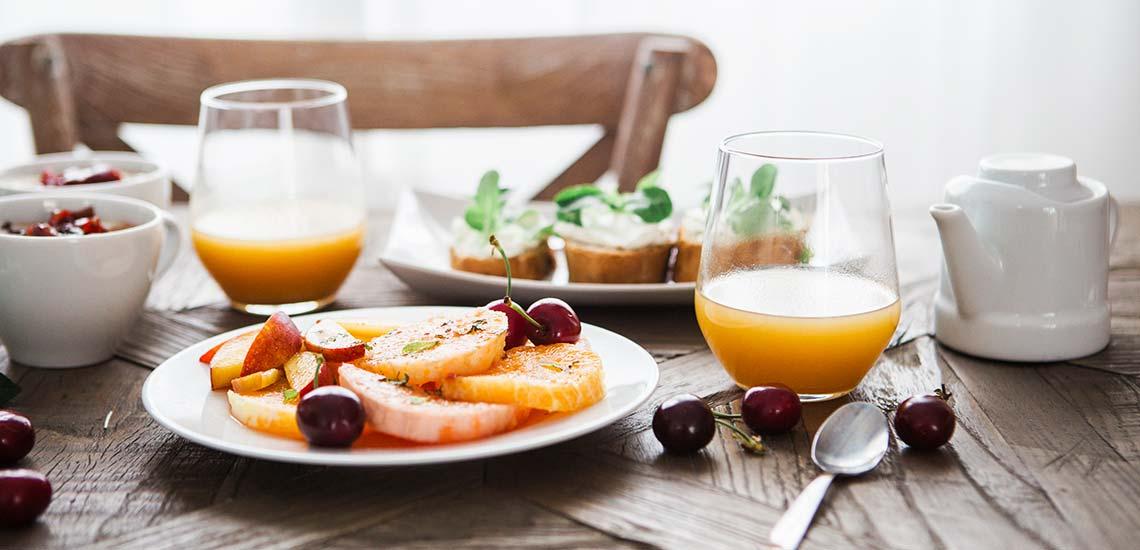 بهترین خوراکیها برای تهیه یک صبحانه سالم و مقوی