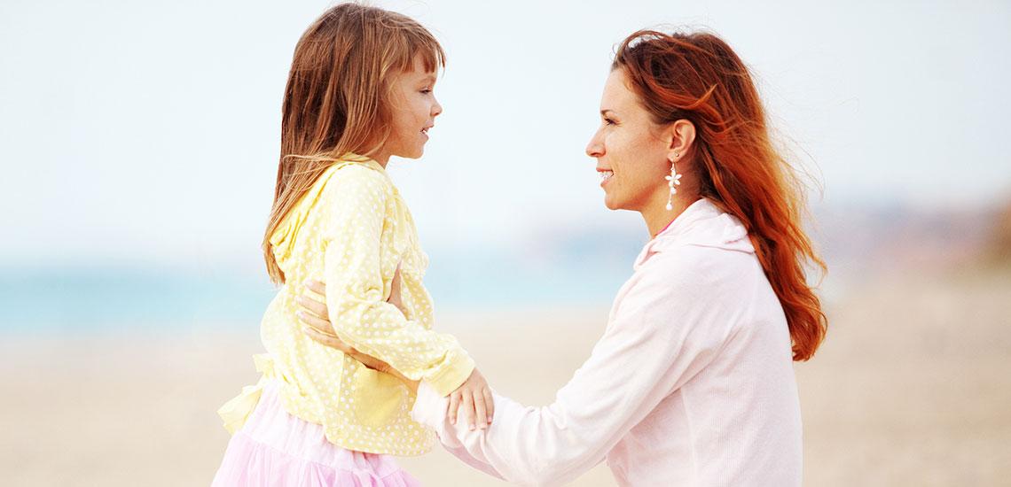 ۵۰ عبارتی که باید همیشه به فرزندان خود بگویید