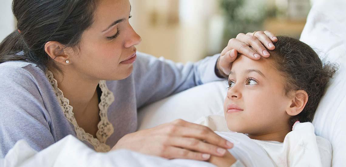 روشهایی برای درمان سرماخوردگی کودکان