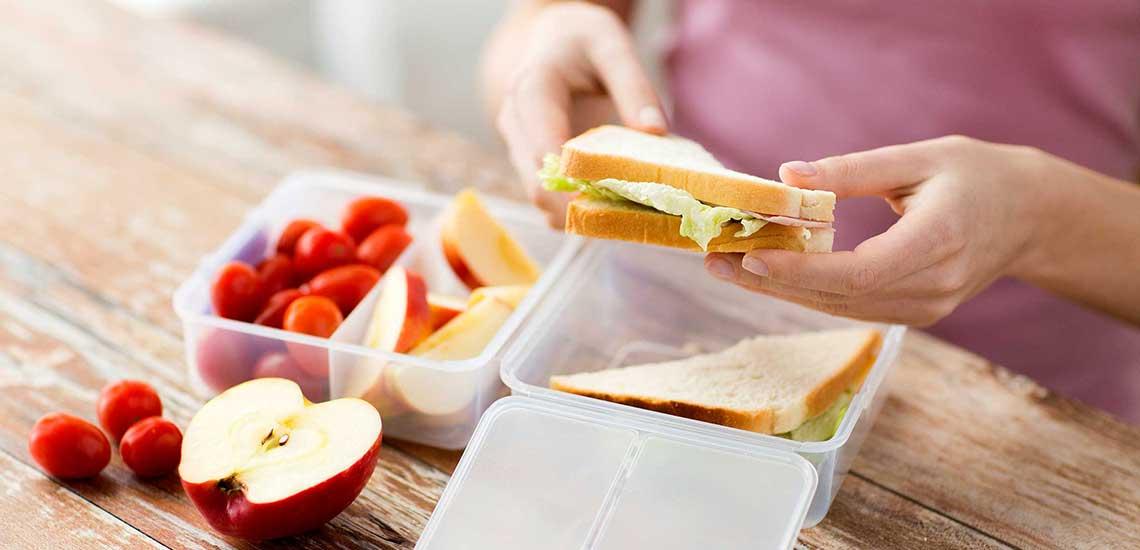 ۱۴ عادت غذایی که شما را تمام روز سرحال نگه میدارد