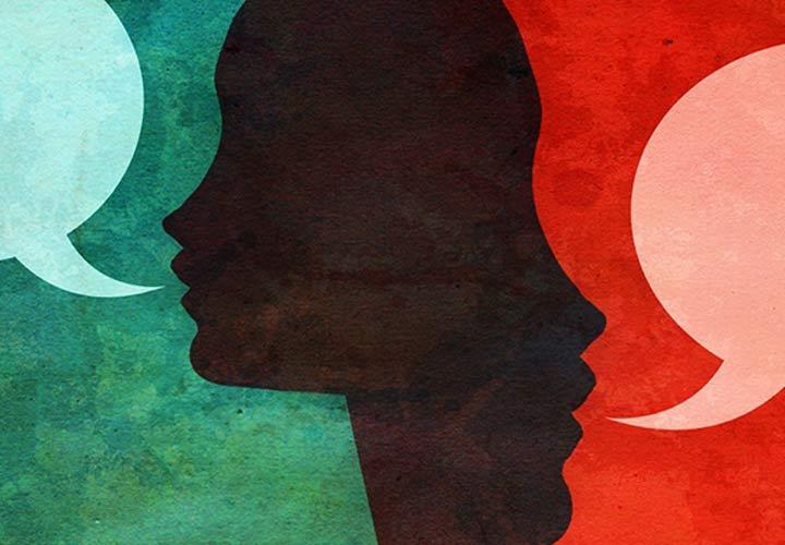 گفتوگوی مسالمتآمیز ـ دعوای زن و شوهری