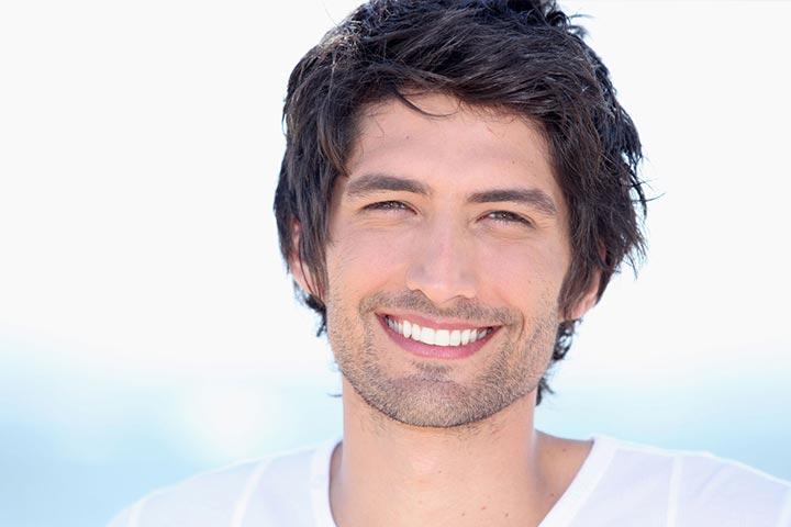 دندان های سفید - چگونه خوشتیپ باشیم