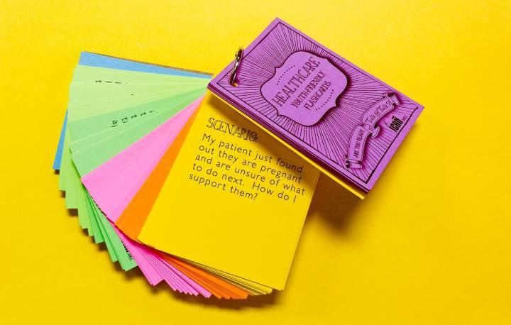 راه های تقویت حافظه برای درس خواندن - فلش کارت
