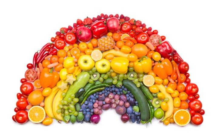 مواد غذایی سالم، ویتامین ها