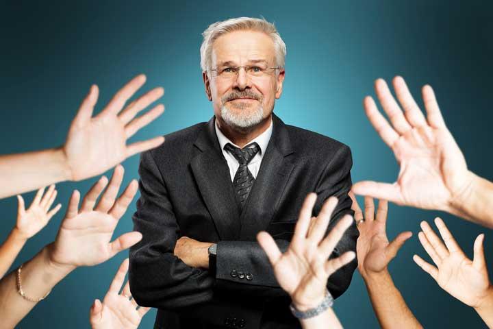 مدیریت ارتباط با کارمندان - پذیرش مسئولیت