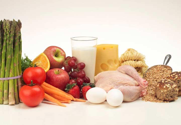 کالری مورد نیاز بدن را از منابع غذایی مناسب تأمین کنید