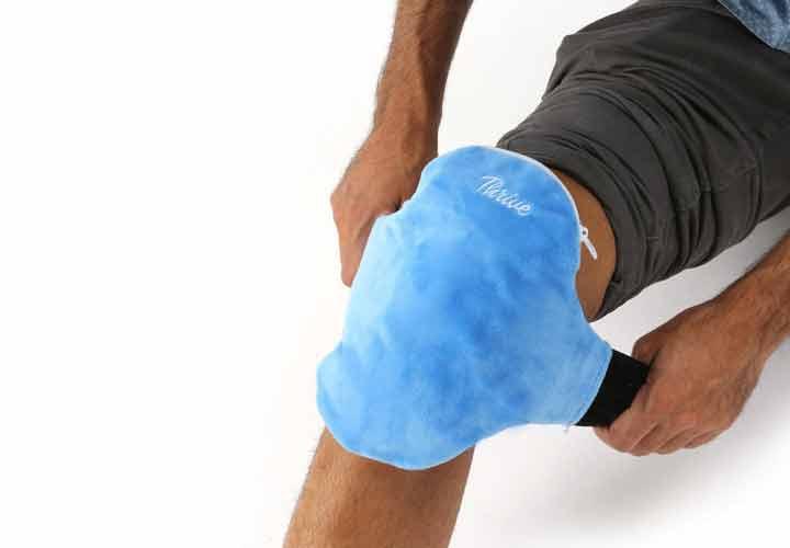 کنار آمدن با درد روماتیسم مفصلی با درمان سرد و گرم کردن