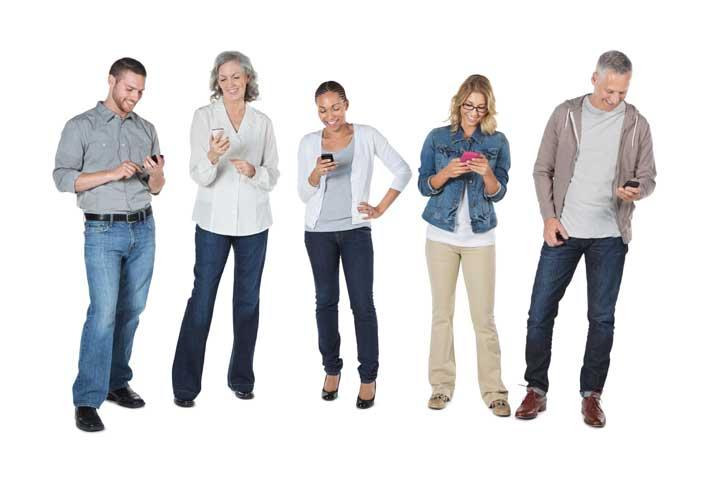 تاثیر اینترنت روی مغز - اینترنت و استفاده از شبکه های اجتماعی