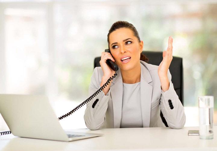 تکنیکهای برتر در فروش تلفنی  - درباره رقیبانتان بدگویی نکنید