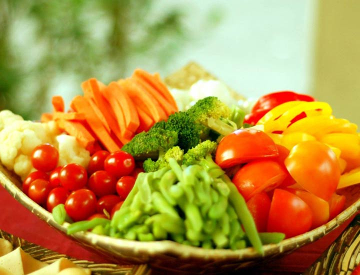 مواد غذایی مفید برای مقابله با آلودگی هوا