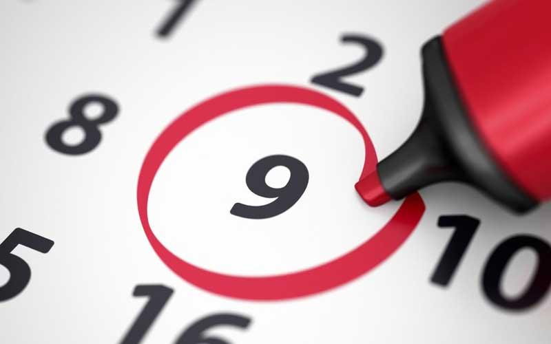 برای درمان فراموشی کارهایتان را روی تقویم علامت بزنید