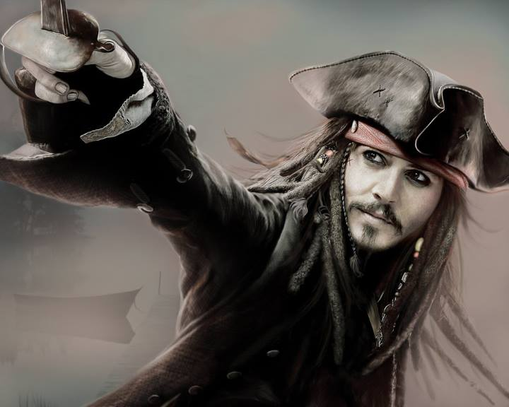 جملات الهام بخش - کاپیتان جک اسپارو