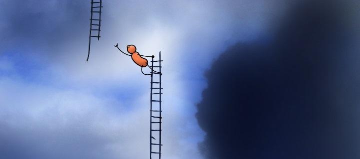 روحیه ریسک پذیری - روحیه بالا