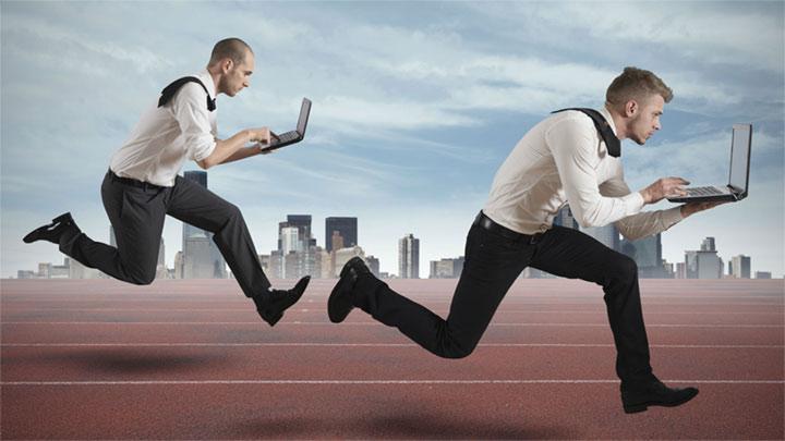 رقابت در دنیای کسب و کار - تاریخچه بازاریابی