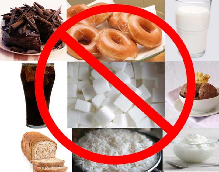 برای کاهش وزن، مصرف قند و کربوهیدرات را کم کنید