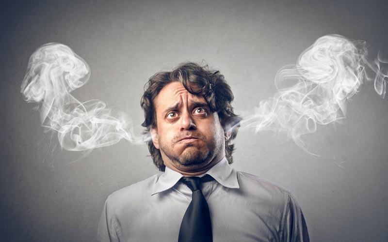 سلامت روان - نگرانی خود را نشان ندهید