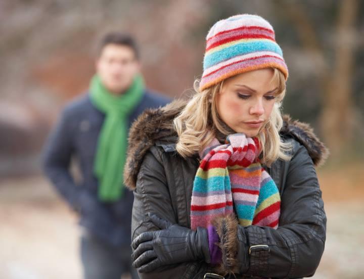 ترس از ازدواج - روابط ناموفق در گذشته