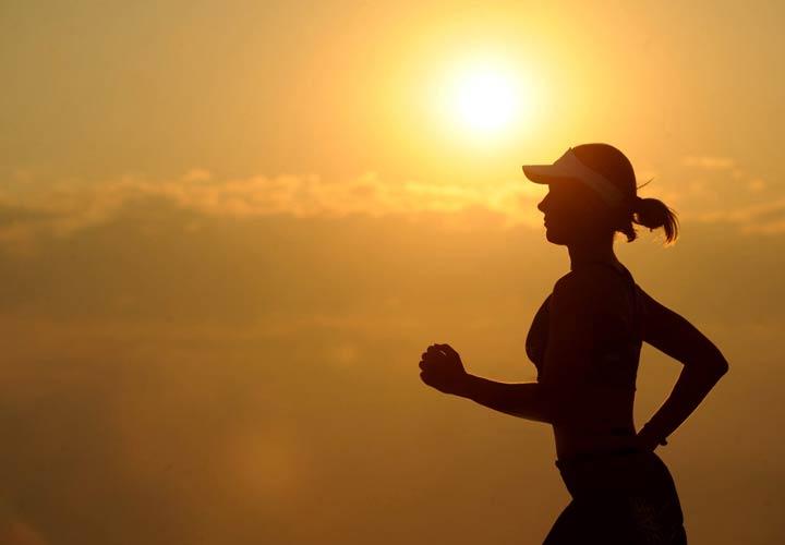 مثبت اندیشی و موفقیت - ورزش کنید
