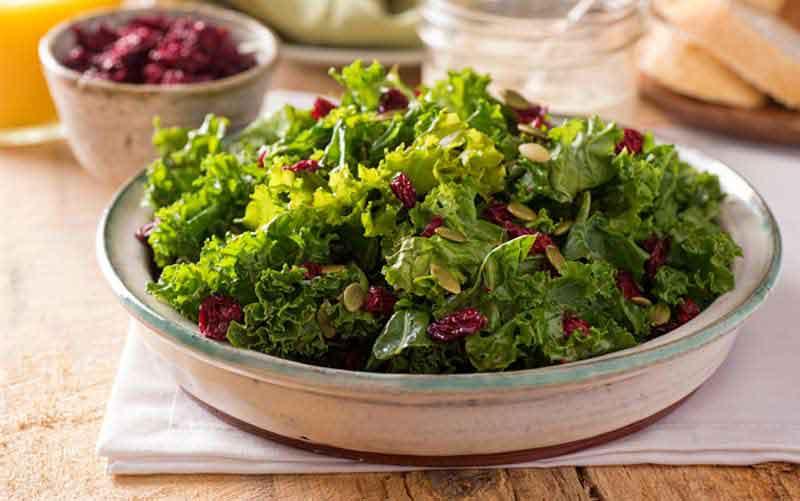 کلم پیچ در میان غذاهای سالم و انرژی زا جای دارد