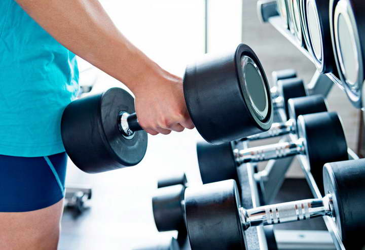 برای کاهش وزن، سه روز در هفته وزنه بزنید