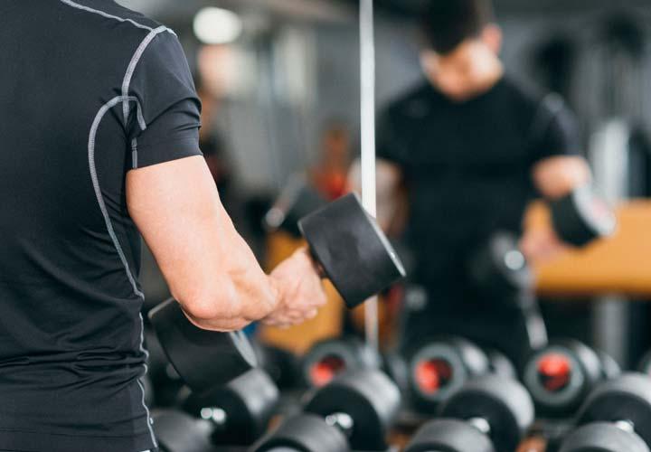 کالری مورد نیاز بدن - بهتر است مردان برای افزایش وزن تمرینات قدرتی بیشتری انجام دهند